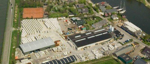 Betonfabriek Nigtevecht - Producten van beton