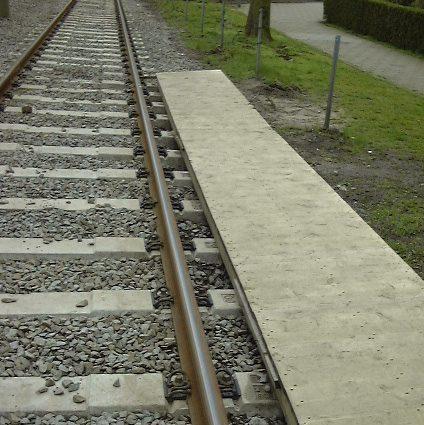 Solo-bloc dwarsliggers beton 2