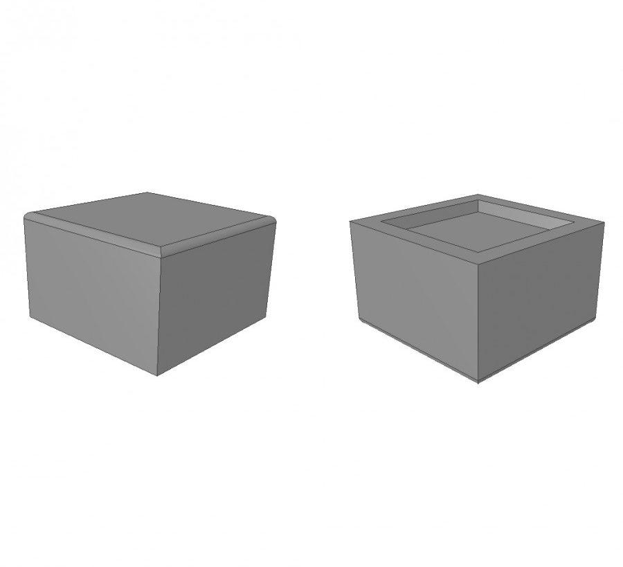 paaldeksels paalkappen beton
