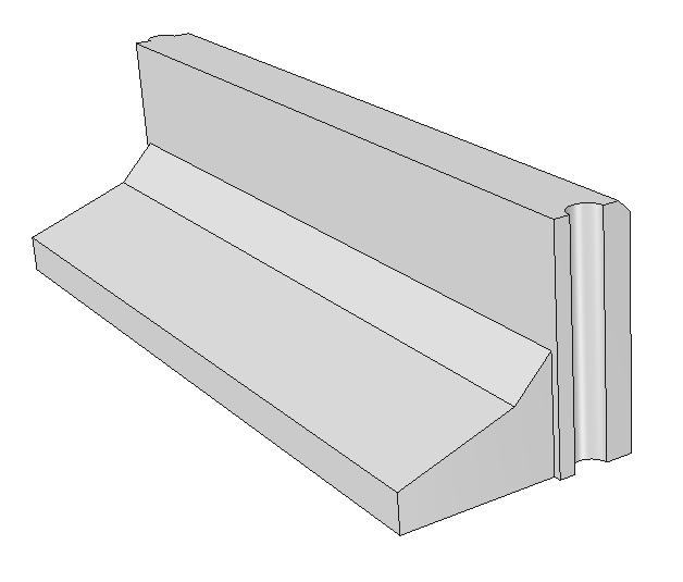 L-band beton