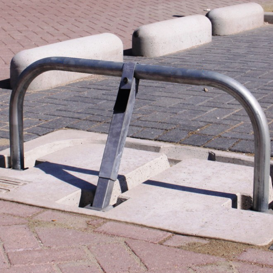 Parkeerbeugelplaten beton