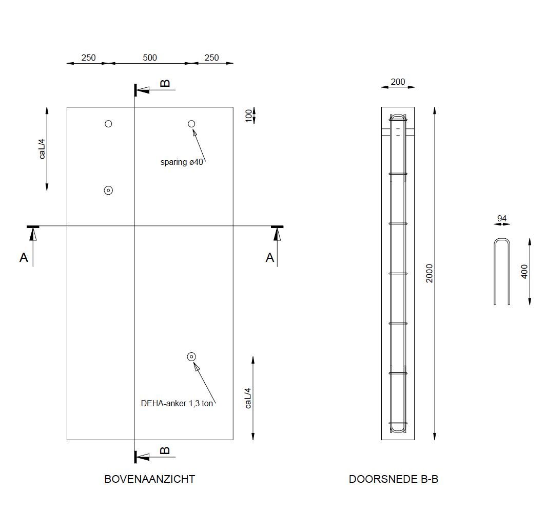 stootplaten beton 2