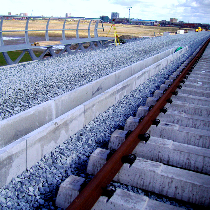 kabelkokers beton 2 u-elementen
