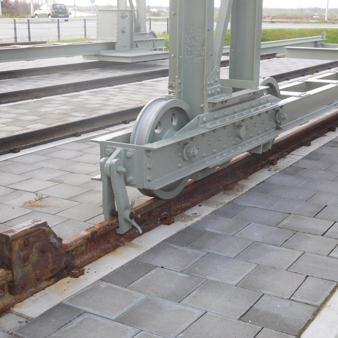 kraanbaanliggers beton